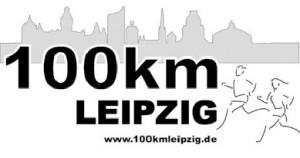 Logo 100 km -Lauf am Auensee