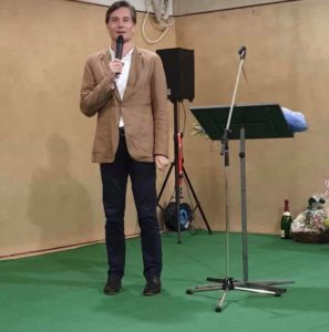 Sportbürgermeister Heiko Rosenthal