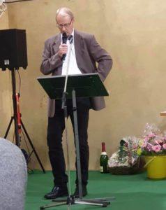 Andreas Huth, 1. Vorsitzender des LC Auensee