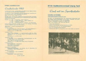 Ausschreibung 1983