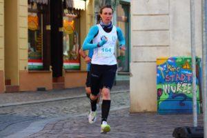 Siegerin bei den Damen mit neuem Streckenrekord - Juliane Meyer