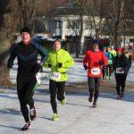 Winterlauf des TSV Wahren